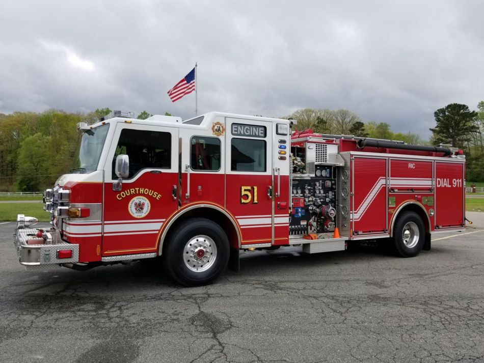 Goochland Volunteer Fire Rescue